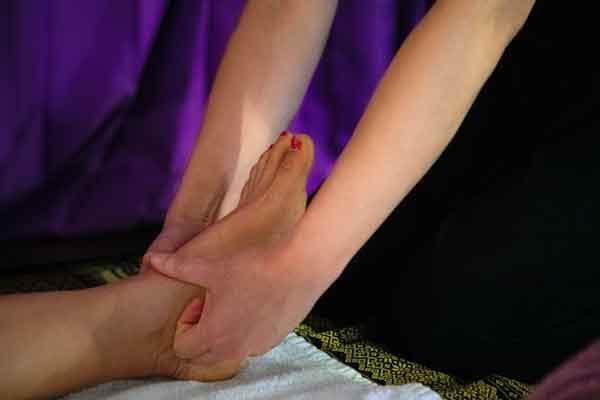 Massage Pied Genève
